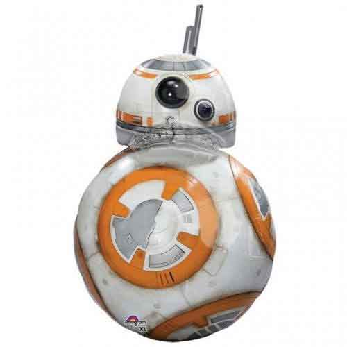 star wars balloon bb8