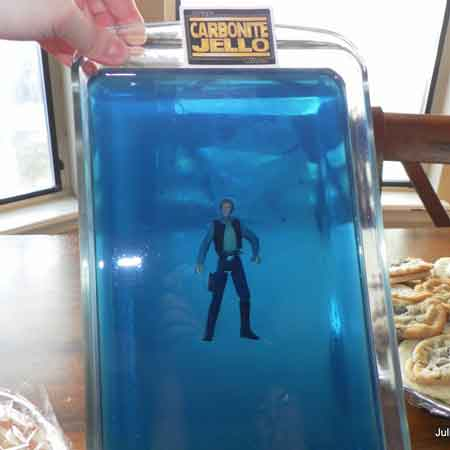 han solo in jell-o carbonite