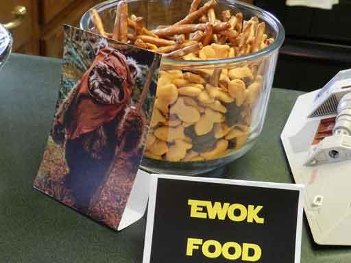 ewok food