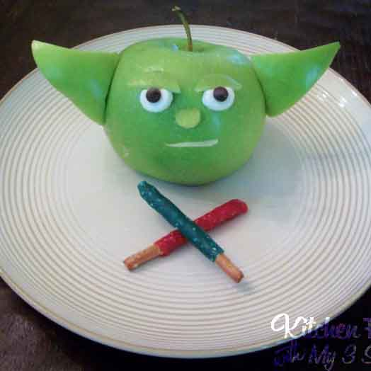 yoda apples