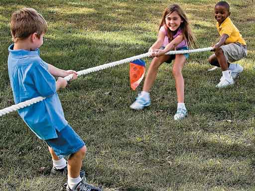 kids tog of war