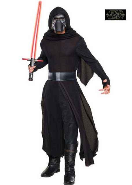 adult kylo ren costume