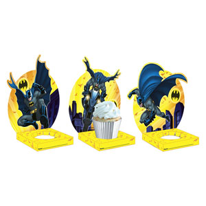 superhero cupcake holders