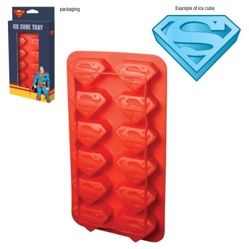 superman ice cubes