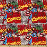 superhero fabrics