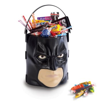 superhero treat pails