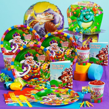 toddler birthday parties candyland