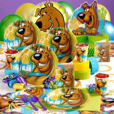 TODDLER BIRTHDAY PARTIES SCOOBY DO
