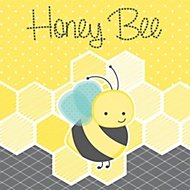 honey bee party theme