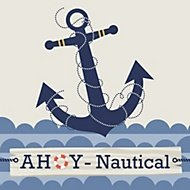 ahoy nautical party theme