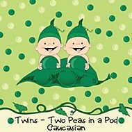 Two Peas in a Pod party theme