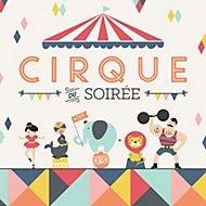 Cirque Soiree party theme