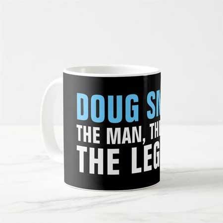 The Man, The Myth, The Legend mug