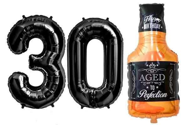 jack daniels 30 balloon