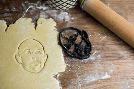 custom face cookie cutters