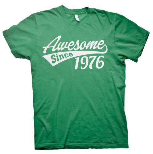 40th birthday t shirt