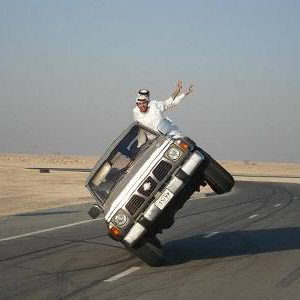 40th birthday gift experiences stunt car driving