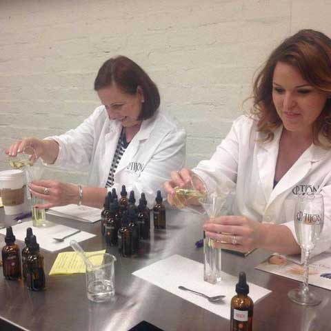 40th birthday gift experiences create your own perfume