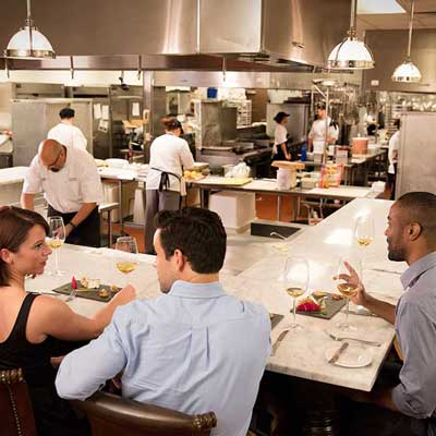 chef's table tour