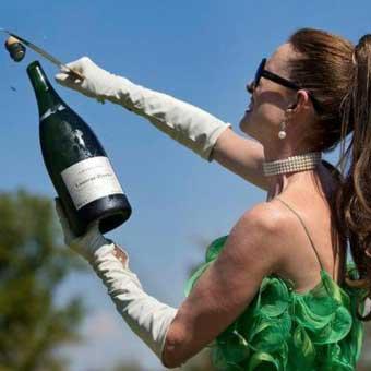 Champagne Tasting & Sabering