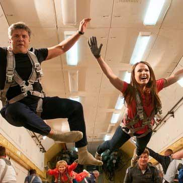 Zero Gravity Flight Experience