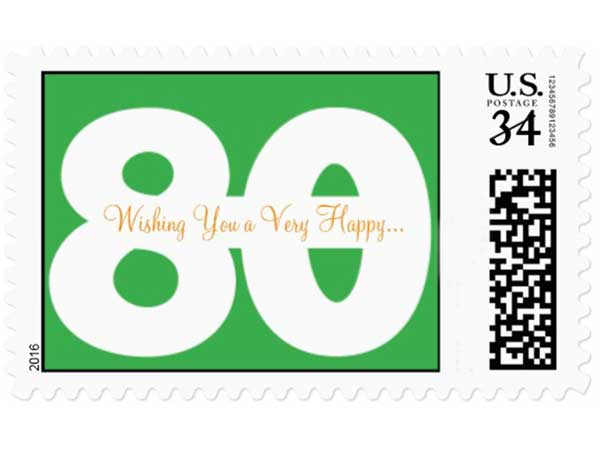 50 messages from 50 friends stamps