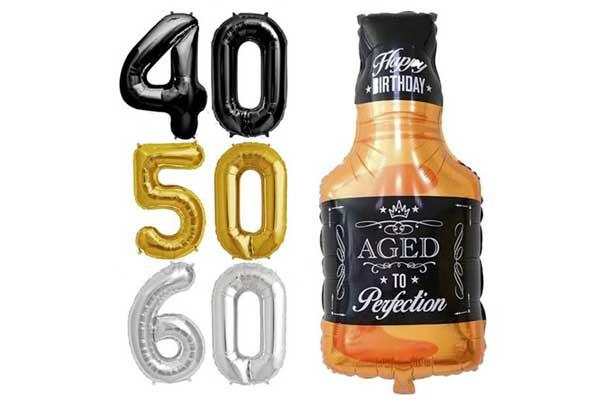 jack daniels 50 balloon