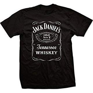 Jack Daniels style T shirt