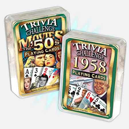 60th birthday trivia game
