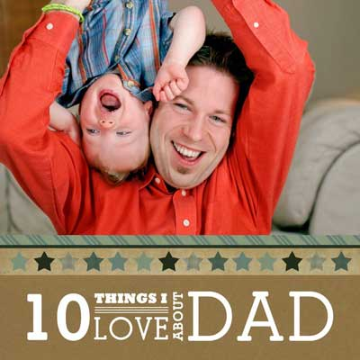 10 Things I Love About...Photo Book