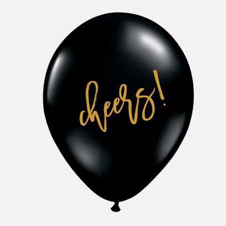 cheers balloons