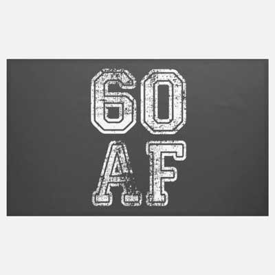 60 AF banner
