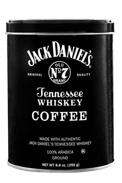 Jack Daniels coffee