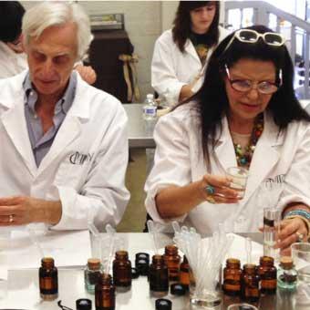 Create Your Own Signature Perfume