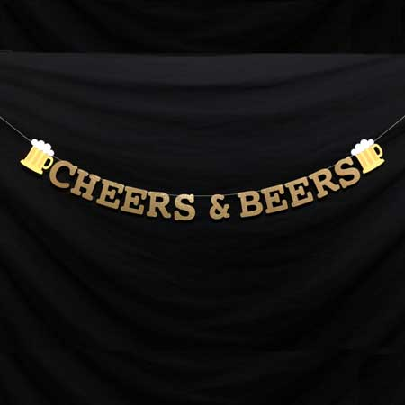 Cheers and Beers banner