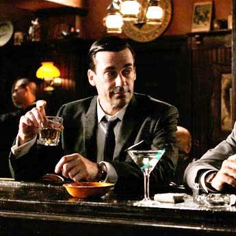 mad men cocktail tour