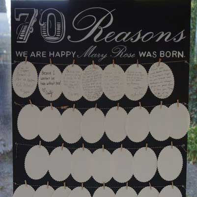 75 Creative 70th Birthday Ideas For Women By A