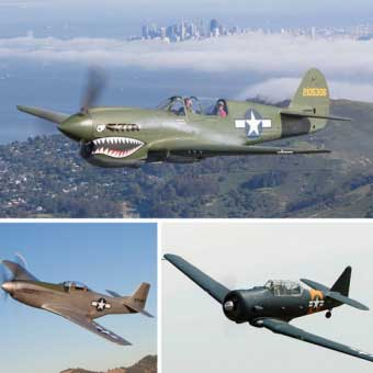 Warbird Flight Experience