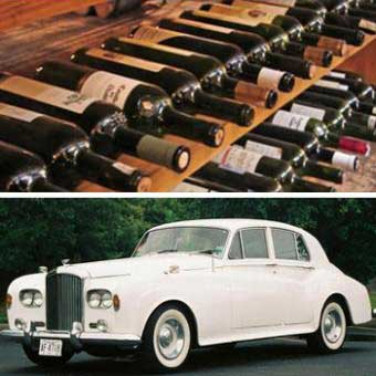 Classic Car & Vineyard Tour