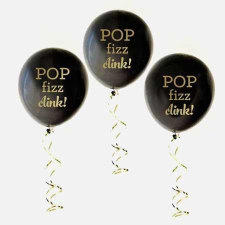pop fizz clink balloons