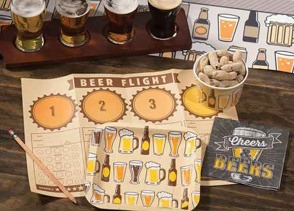 Beers to You party supplies