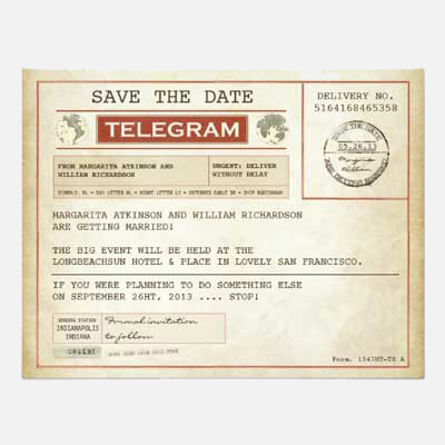 telegram invitation