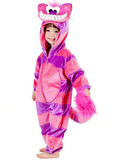 kid cheshire cat costume