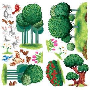 trees scene setter