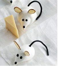 meringue mice
