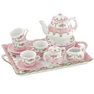 kids teacup and saucer set