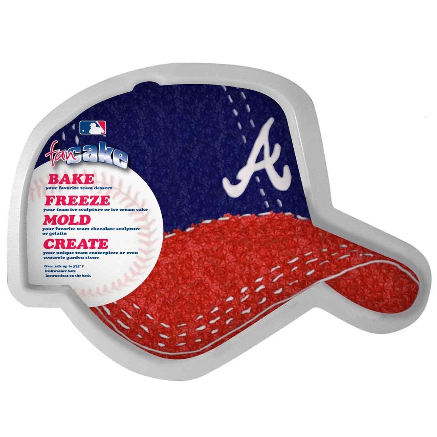 baseball cake pan