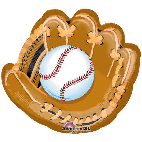 baseball glove balloons