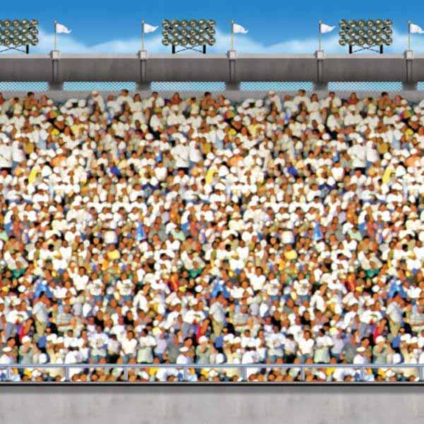 stadium scene setter