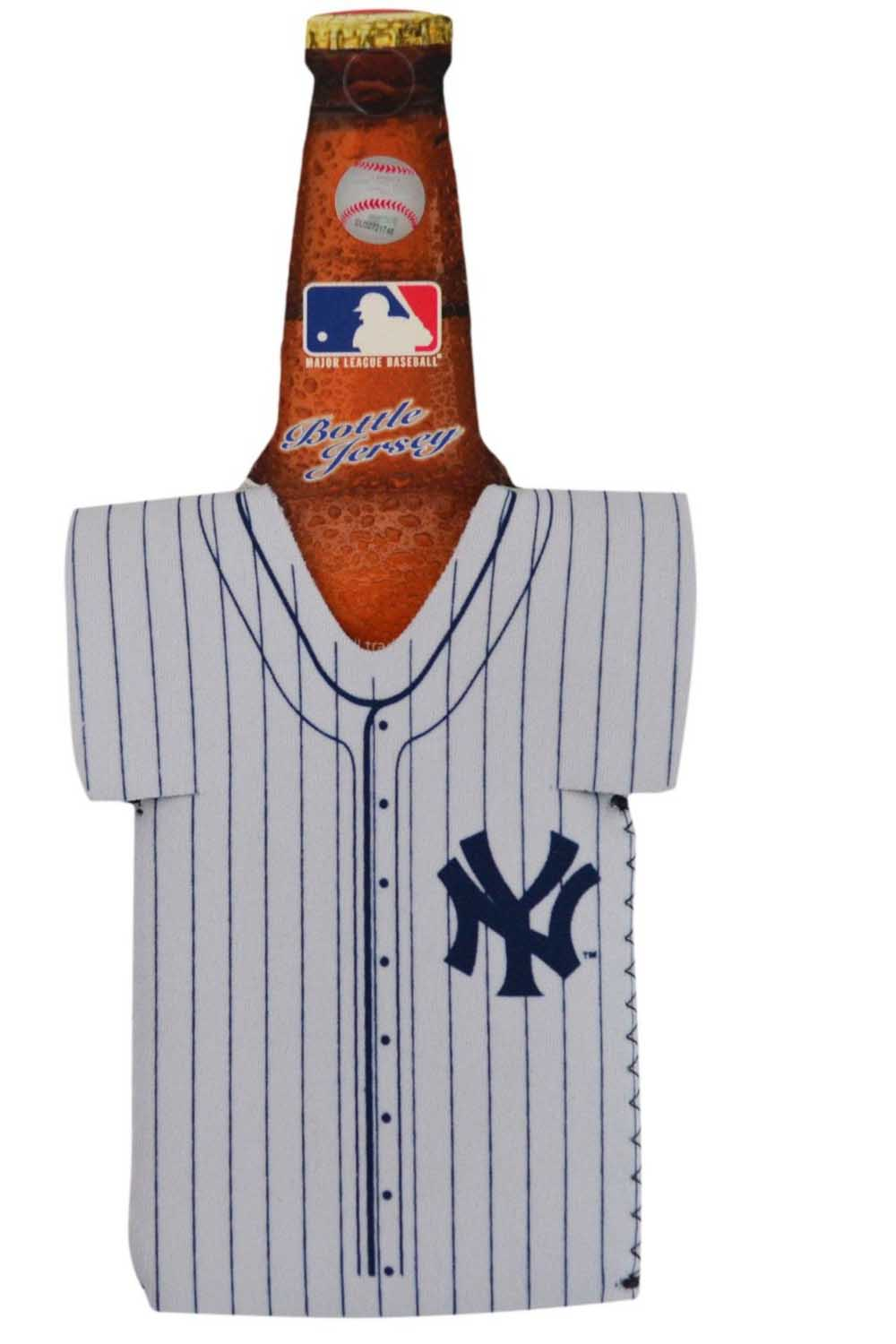 baseball jersey bottle coolers